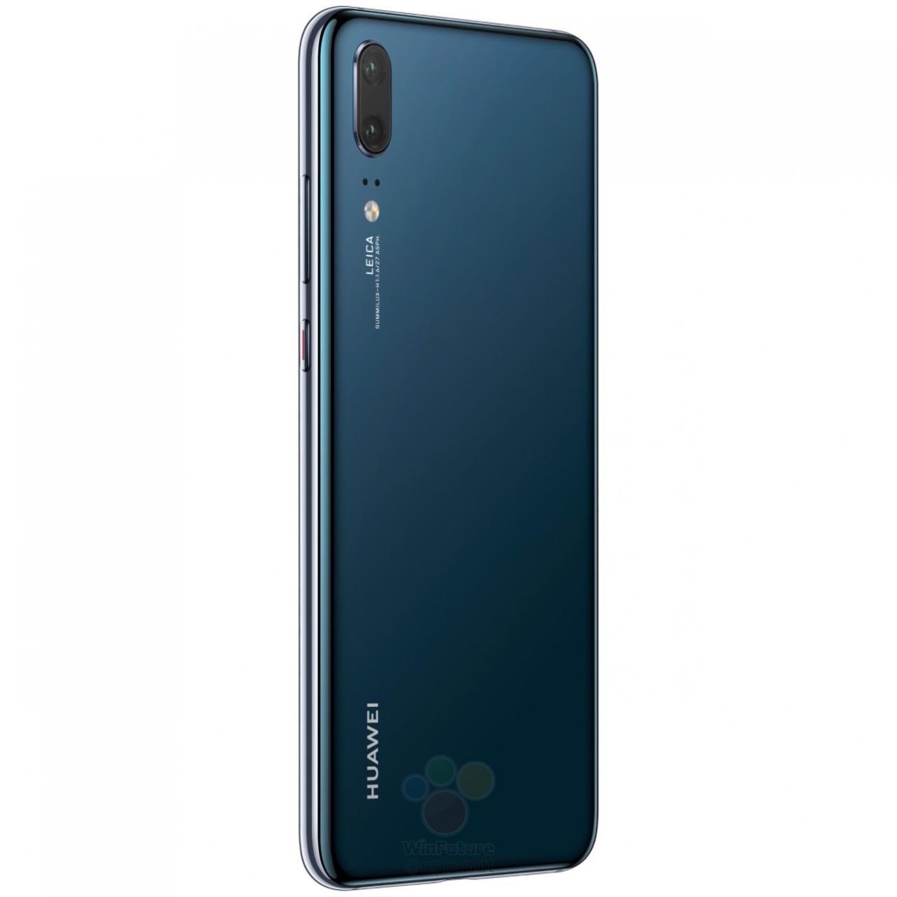 Huawei P20, P20 Pro ve P20 Lite resmi görüntüleri - Page 2