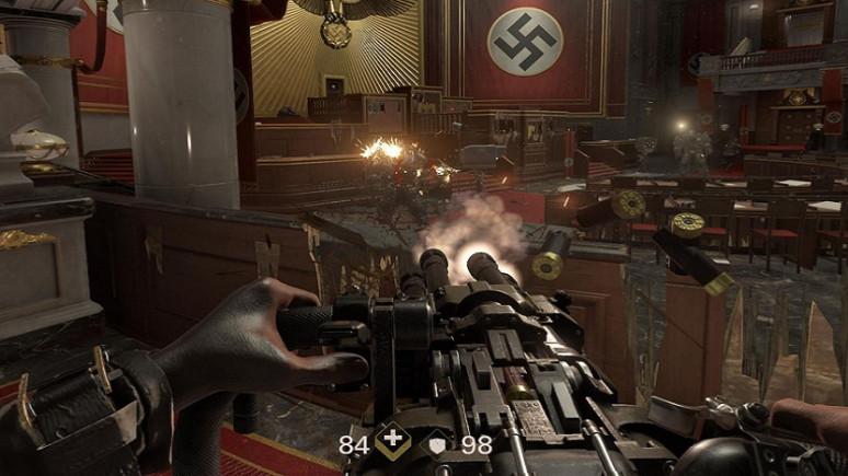 Wolfenstein II'nin yeni DLC paketi kullanıcılarla buluşuyor!