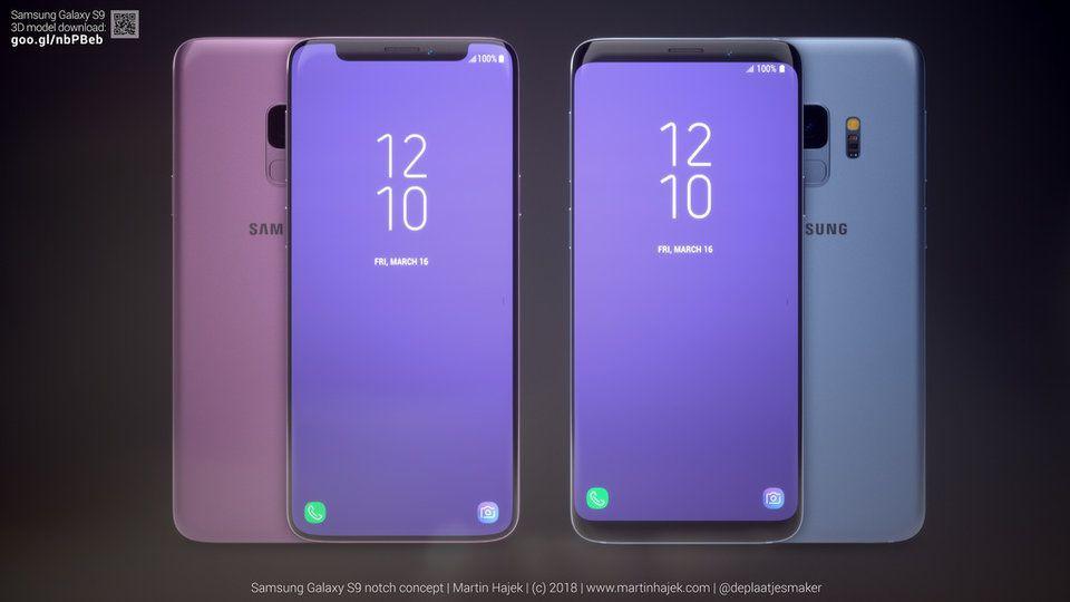 Samsung Apple'ın çentiğini kopyalamış olsaydı S9 nasıl olurdu? - Page 4