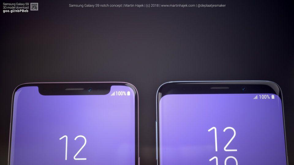 Samsung Apple'ın çentiğini kopyalamış olsaydı S9 nasıl olurdu? - Page 3