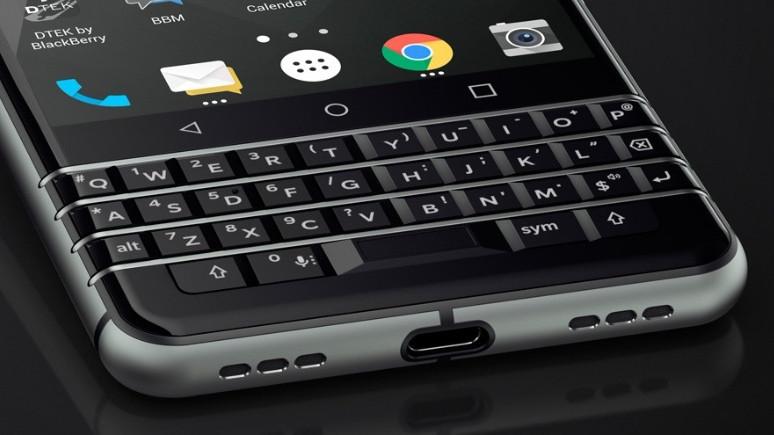 BlackBerry Klavye'ye yeni özellikler eklendi