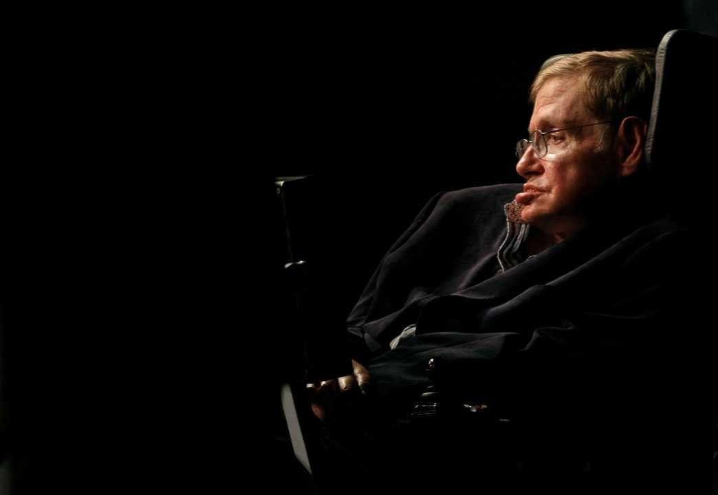 Stephen Hawking ölmeden önce uyarmıştı - Page 1