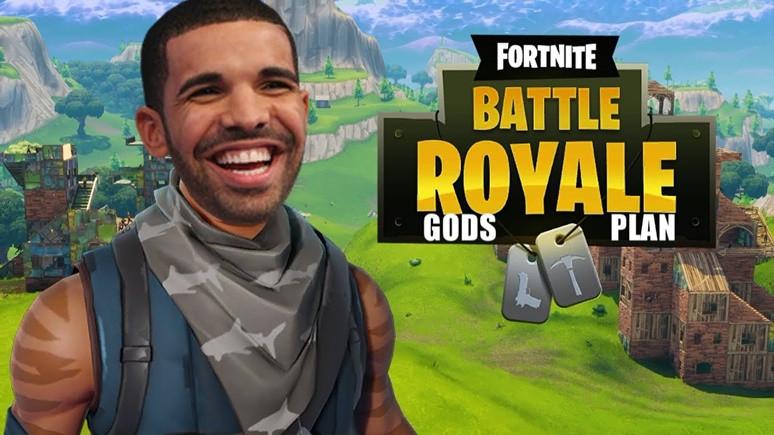 Rapçi Drake Twitch'i uçurdu