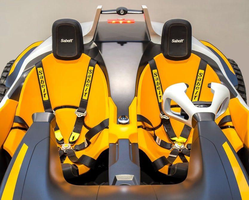 Hyundai Kite tek kişilik bir Jet ski'ye dönüşüyor - Page 1