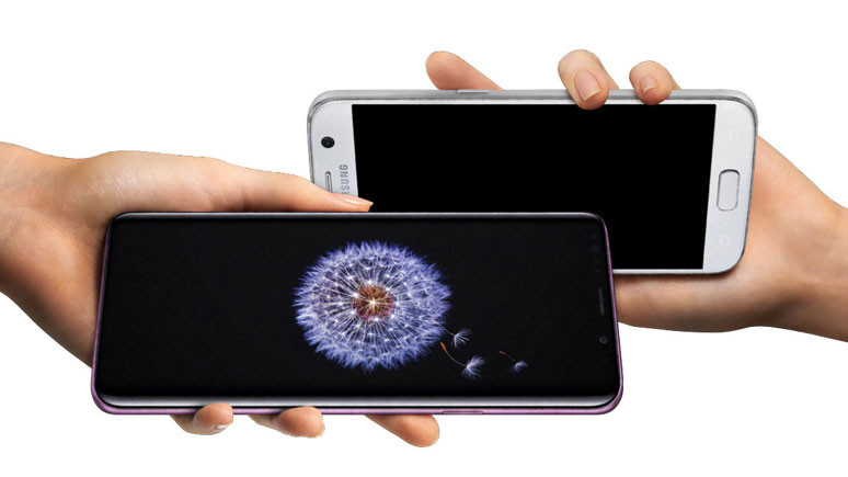 S9 ve S9+ için değişim kampanyası