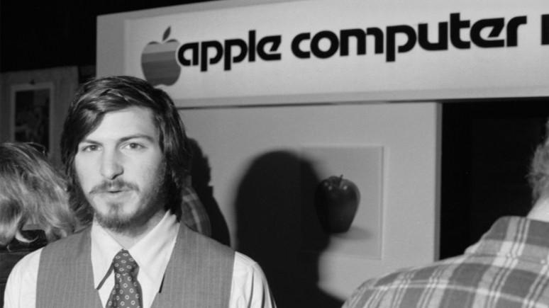 Apple kurucusunun ilk iş başvurusu satıldı