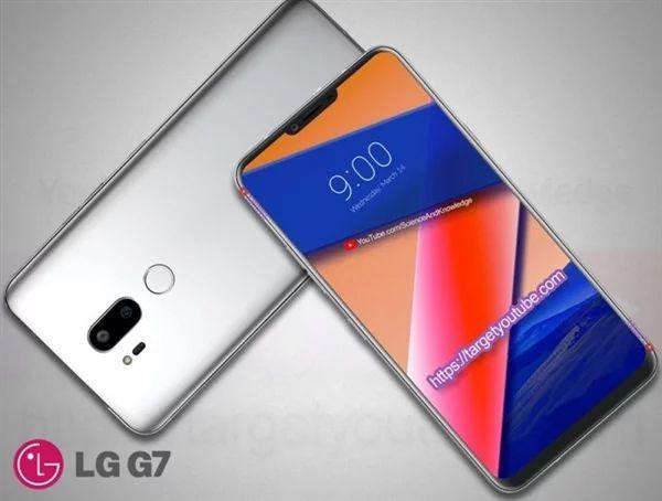LG G7'nin tasarımı ortaya çıktı - Page 1