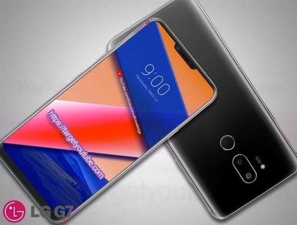 LG G7'nin tasarımı ortaya çıktı - Page 2