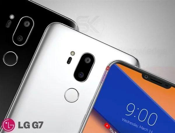 LG G7'nin tasarımı ortaya çıktı - Page 3