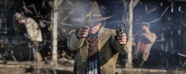 Read Dead Redemption 2 iddialı geliyor!