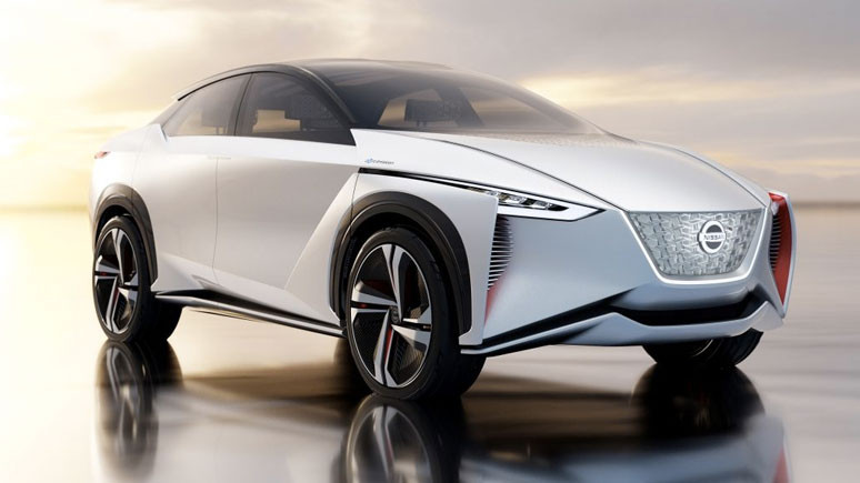 Nissan Leaf SUV modeli geliyor