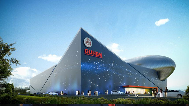 Türk astronotlar Bursa'dan çıkacak