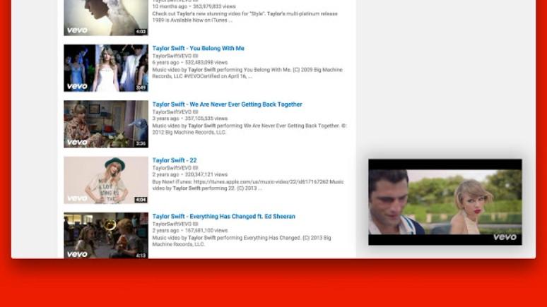 YouTube'un masaüstüne yeni özellik geliyor