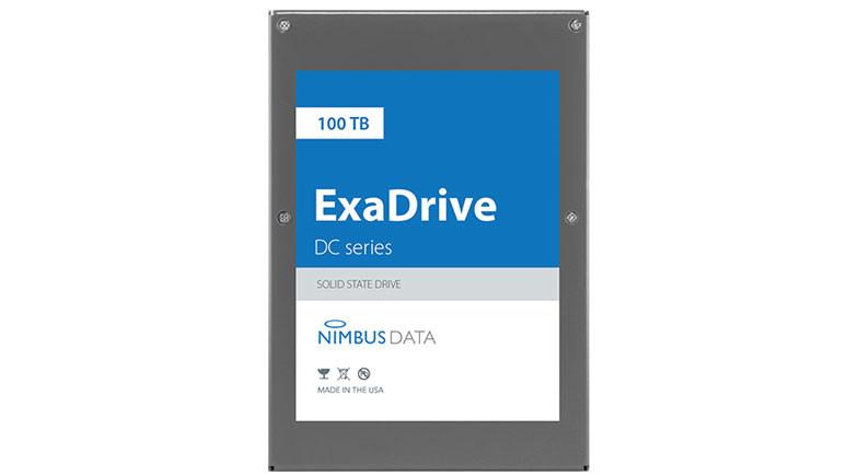 SSD kapasiteleri coştu: 100 TB
