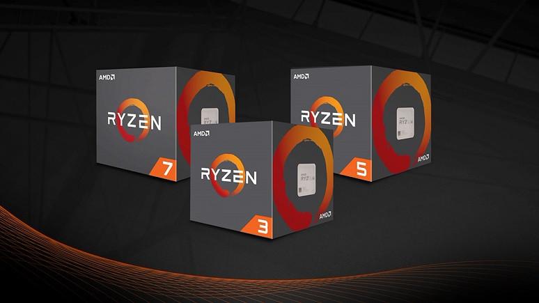 AMD ikinci nesil Ryzen işlemcileri tanıtttı