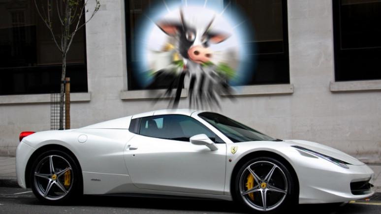 Çiftlik Bank CEO'su Ferrari'si ile gezerken görüntülendi (Video)