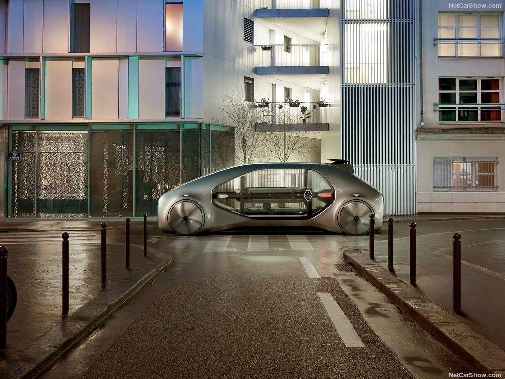 """Renault, EZ-GO"""" konseptiyle paylaşımlı ulaşıma yeni bir fikir getirdi - Page 1"""