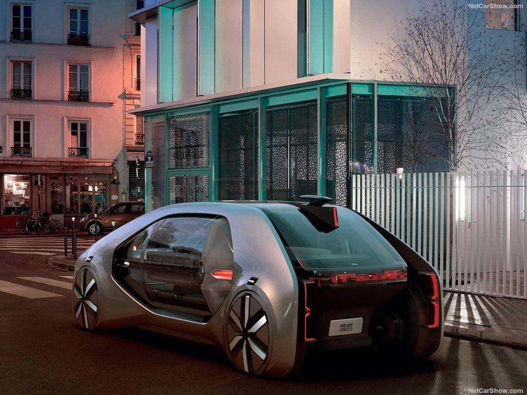 """Renault, EZ-GO"""" konseptiyle paylaşımlı ulaşıma yeni bir fikir getirdi - Page 3"""