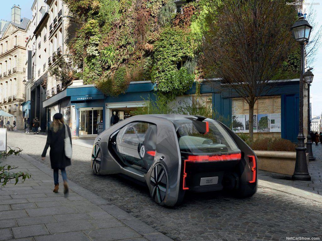 """Renault, EZ-GO"""" konseptiyle paylaşımlı ulaşıma yeni bir fikir getirdi - Page 4"""