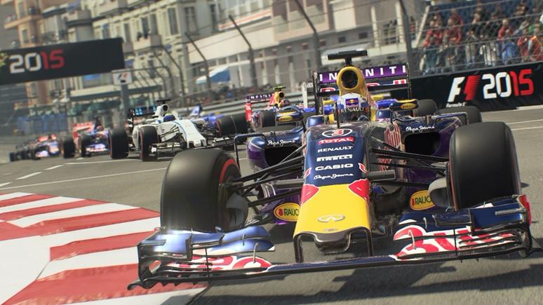 Ücretsiz F1 2015 fırsatı