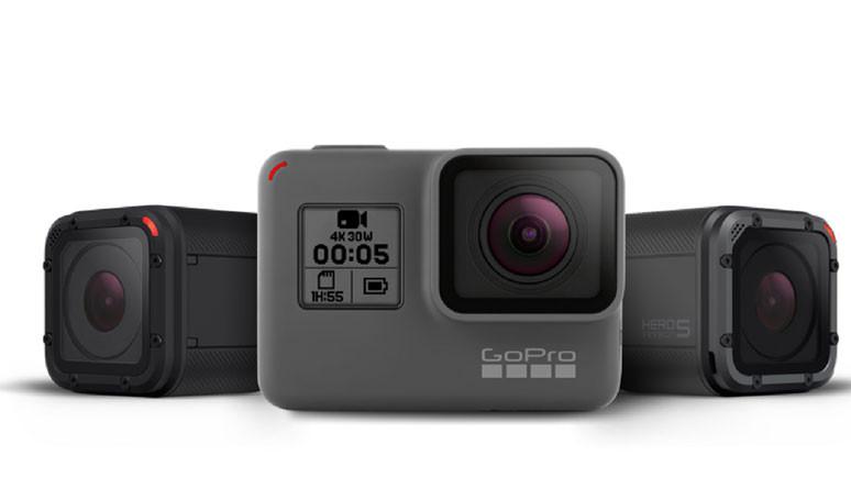 GoPro'dan garip açılım