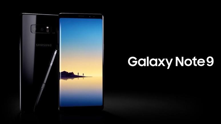 Galaxy Note 9 ortaya çıktı