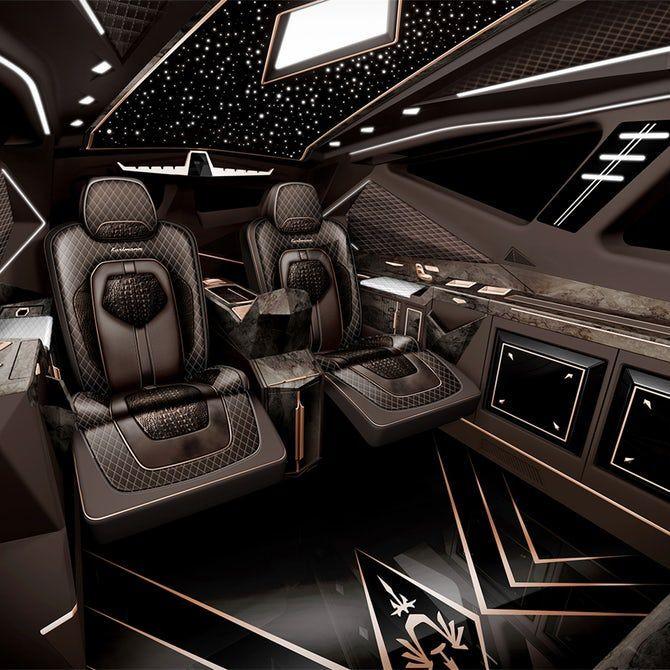 Dünyanın en pahalı SUV'u Karlmann King - Page 2
