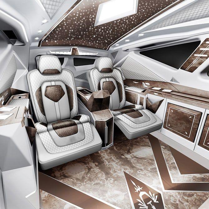 Dünyanın en pahalı SUV'u Karlmann King - Page 3