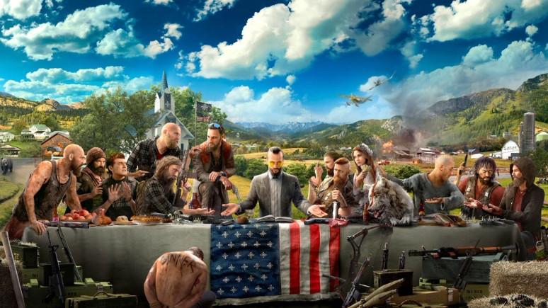 Far Cry 5'i 10 dakikada bitirmek mümkün