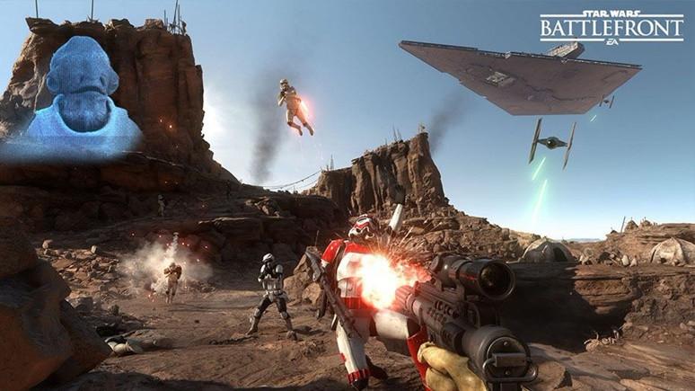 Açık dünya Star Wars oyunu geliyor!