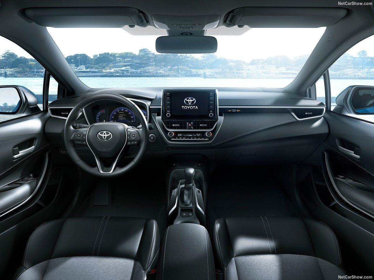 Toyota'nın yeni üyesi Corolla Hatchback 2019 - Page 1