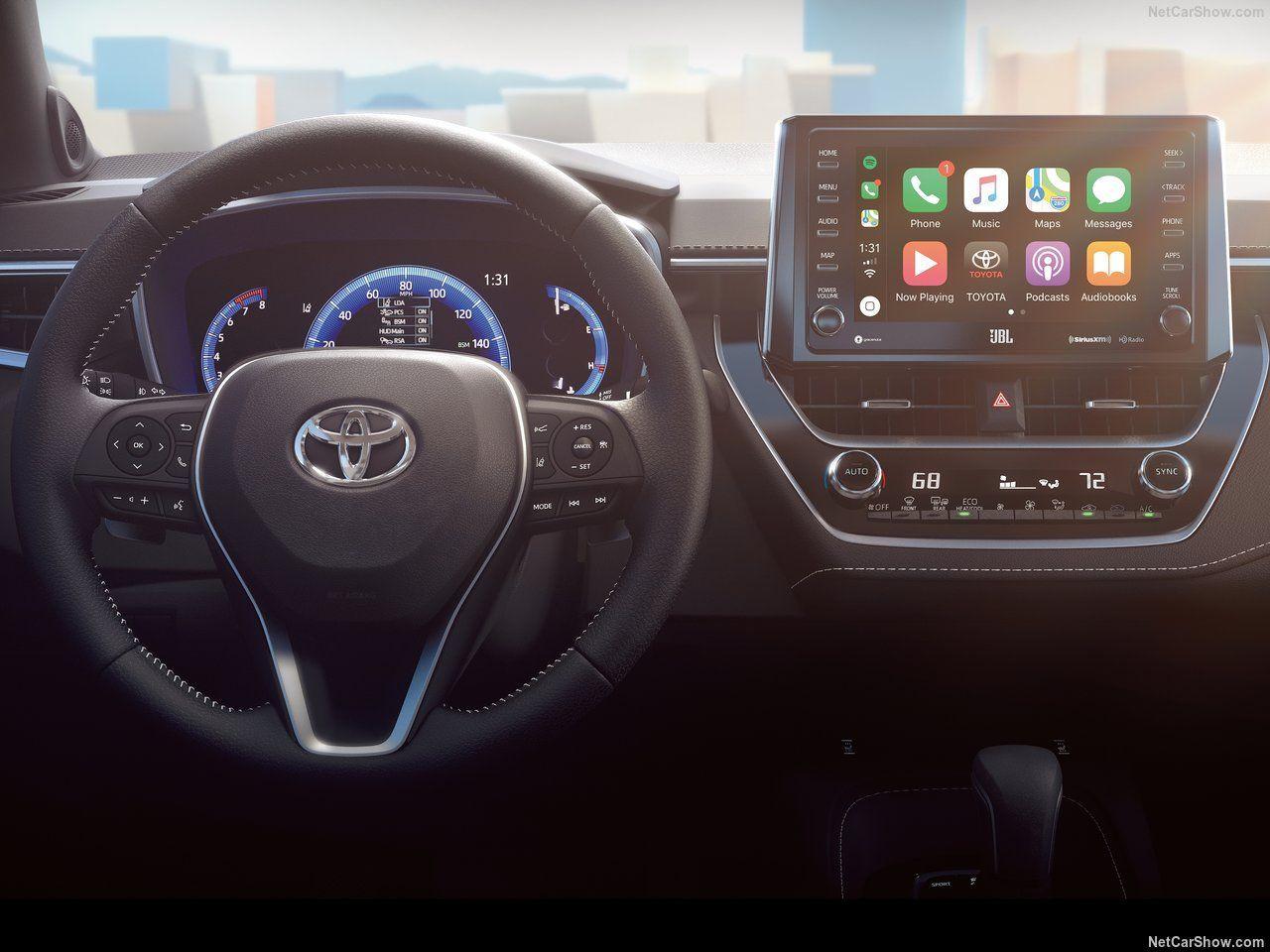 Toyota'nın yeni üyesi Corolla Hatchback 2019 - Page 2