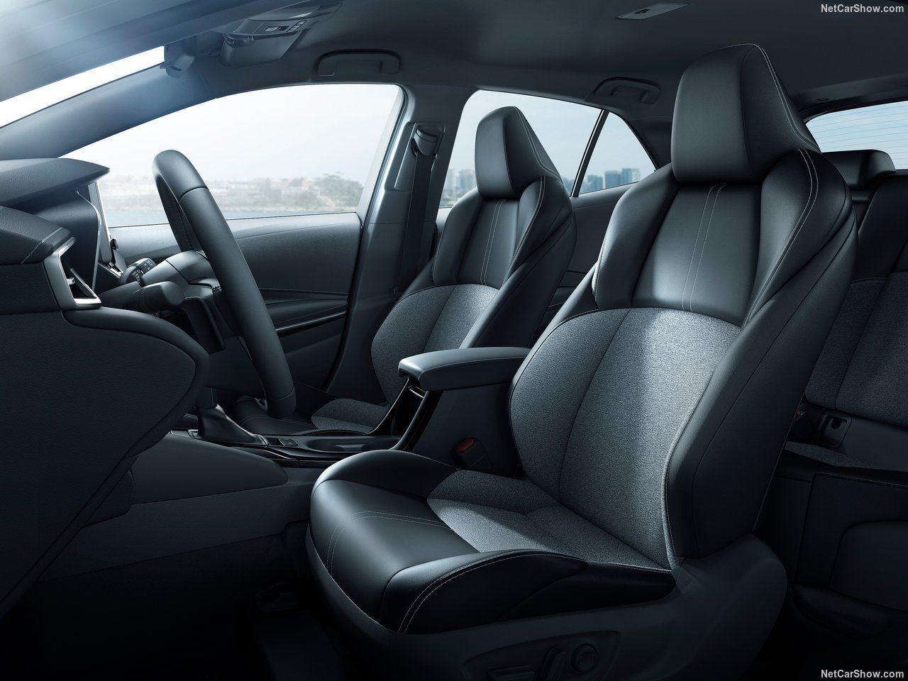 Toyota'nın yeni üyesi Corolla Hatchback 2019 - Page 3