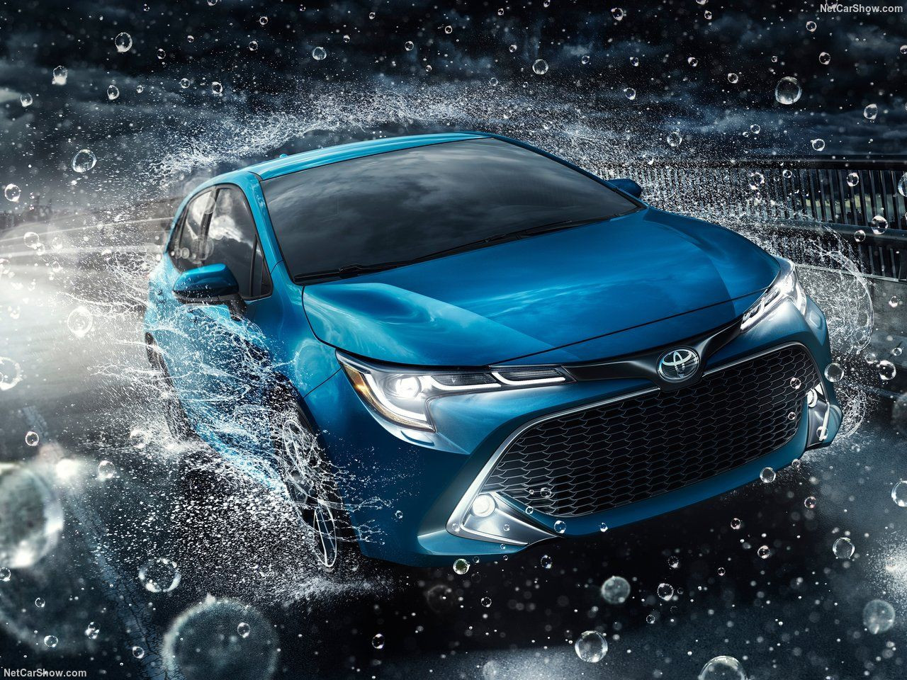 Toyota'nın yeni üyesi Corolla Hatchback 2019 - Page 4