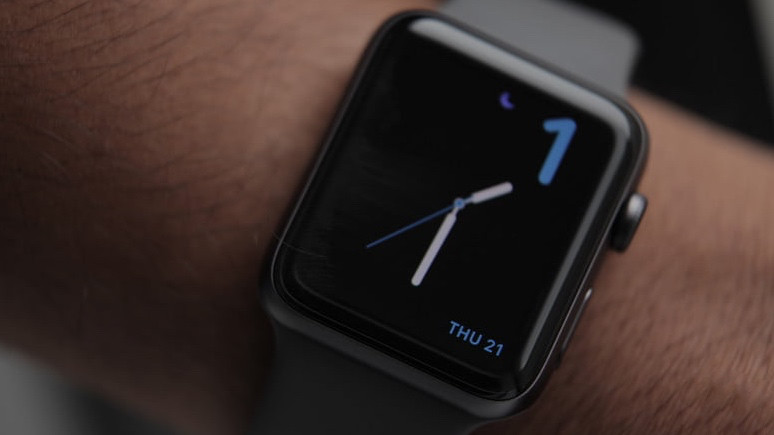 Apple Watch'a Face ID dopingi