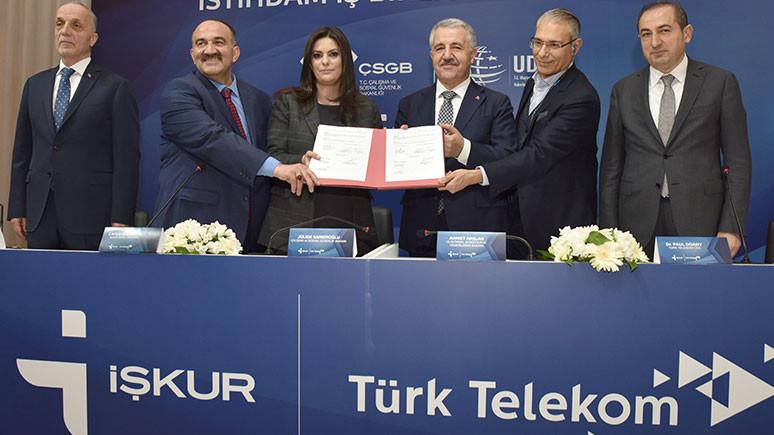 Türk Telekom 2500 tekniker arıyor!