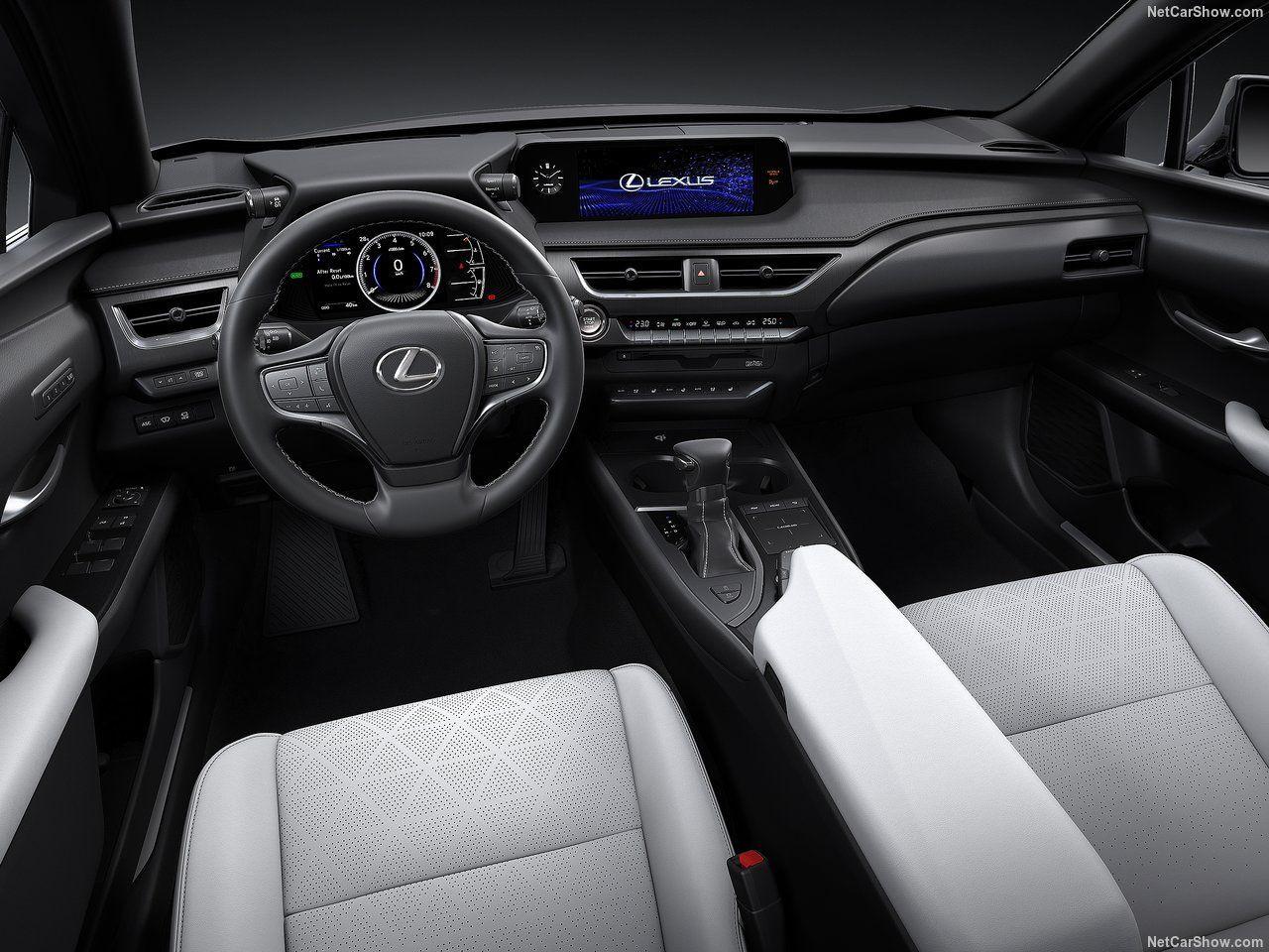 Lexus UX 2019 özgürce tasarlanmış bir crossover! - Page 3