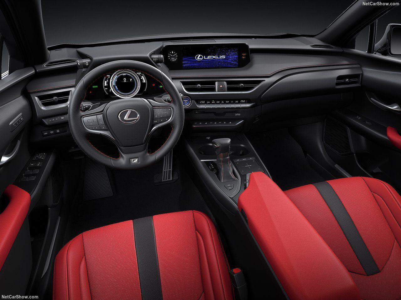 Lexus UX 2019 özgürce tasarlanmış bir crossover! - Page 4