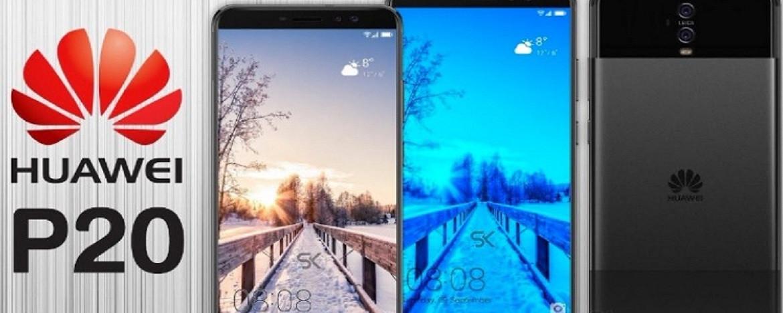 Huawei P20 tanıtıldı!