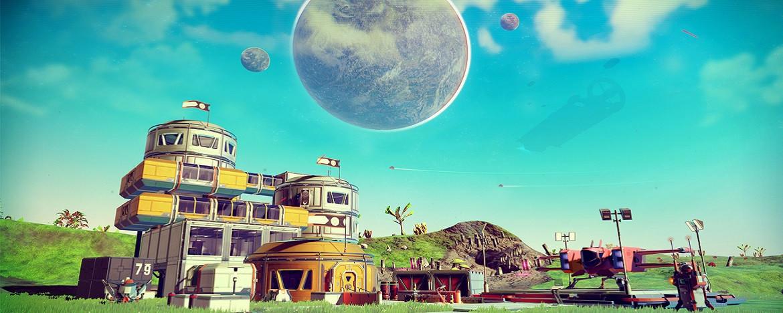 No Man's Sky oyunu Xbox'a geliyor