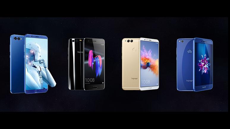 Honor 7X ve Honor 9 Lite Türkiye pazarında