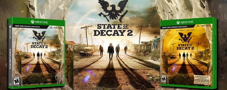State of Decay 2'nin sistem gereksinimleri!
