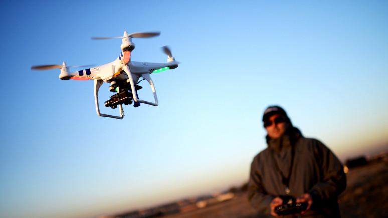 Drone kullanan kaçakçılar yakalandı