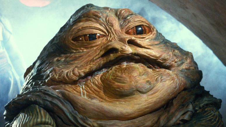 Star Wars evreninden Jabba için dev proje