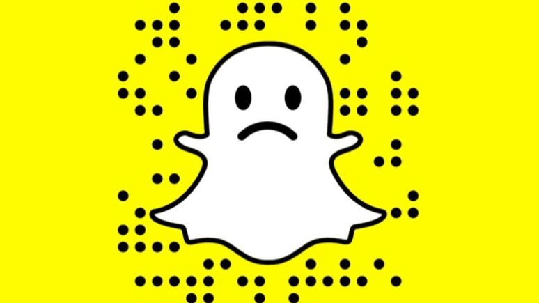 Snapchat kan kaybetmeye devam ediyor.