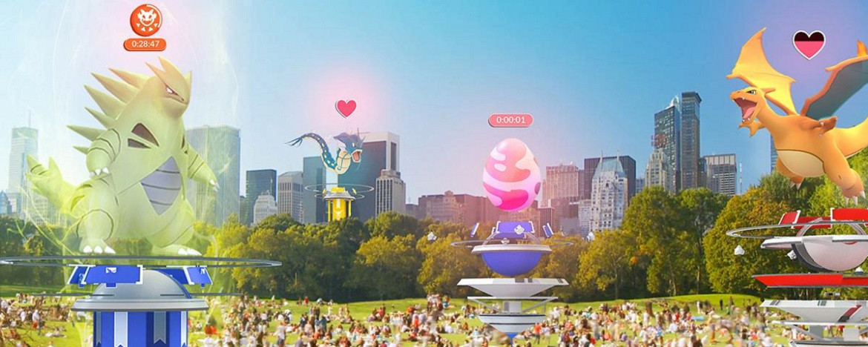 Pokemon Go festivali sorun oldu