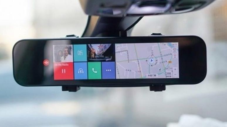 Xiaomi dikiz aynalarını akıllandırdı