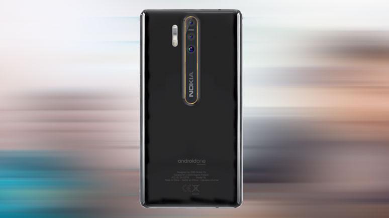 Nokia 9 ortaya çıktı