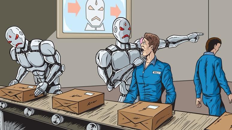 Robotlar işlerimizi nasıl etkileyecek?