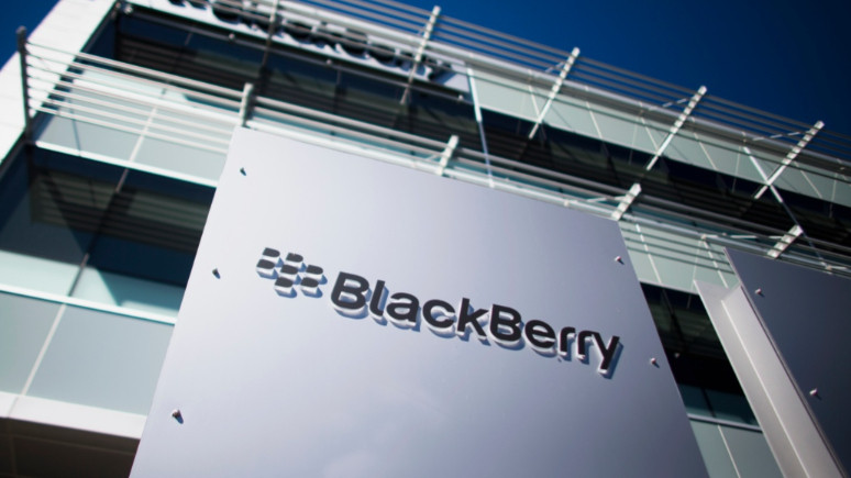 BlackBerry ile Snapchat davalık oldu